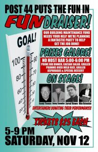 Fundraiser Main Poster